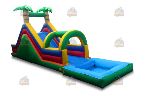 Purchase Commercial Water Slide - Direct Manufacturer of